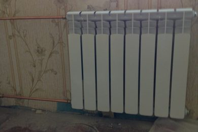 Монтаж радиатора от 1550р.